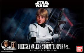 1:12 STAR WARS: LUKE SKYWALKER STORMTROOPER VER.