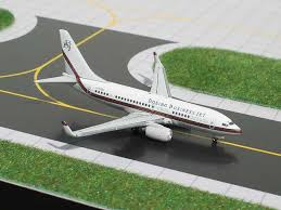 1:400 BOEING BUSINESS JET BOEING 737-700