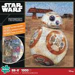 STAR WARS PHOTOMOSAICS: BB-8 (1000 PC)
