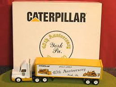 CATERPILLAR 40TH ANNIVERSARY TRUCK (1953-1993)
