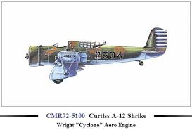 1:72 CURTISS A-12 SHRIKE