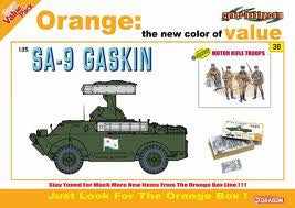 1:35 SA-9 GASKIN W/ MOTOR RIFLE TROOPS