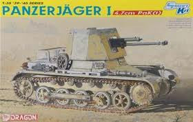 1:35 PANZERJAGER I SMART KIT