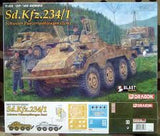 1:35 SD. KFZ. 234/1 W/NEW TOOLING