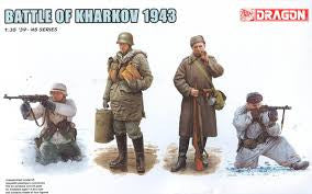 1:35 BATTLE OF KHARKOV 1943