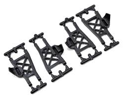 SUSPENSION ARM SET: 1:18 4WD ALL