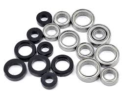 COMPLETE BEARING & BUSHING SET: 1:18 4WD ALL