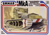 "1:35 MKA WWI MEDIUM TANK 1918 ""WHIPPET"""