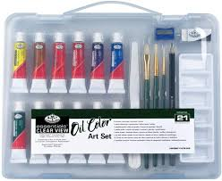 ESSENTIALS OIL ART SET