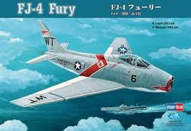 1:48 EASY BUILD FJ-4 FURY