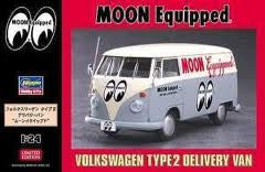 MOON EQUIPPED VOLKSWAGEN TYPE 2 DELIVERY VAN