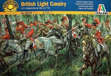 1:72 BRITISH LIGHT CAVALRY US WAR OF INDEPENDENCE
