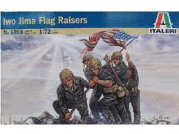 1:72 IWO JIMA FLAG RAISERS