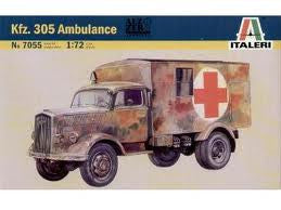 1:72 KFZ 305 AMBULANCE