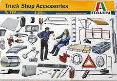 1:24 ACCESSORIES FOR TRUCK MODELS (OPEN BOX)