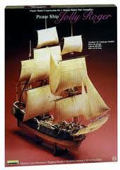 1:130 JOLLY ROGER PIRATE SHIP