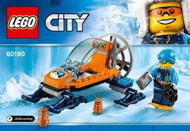 CITY: ARCTIC ICE GLIDER