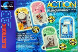 ELECTRONIC ACTION KITS