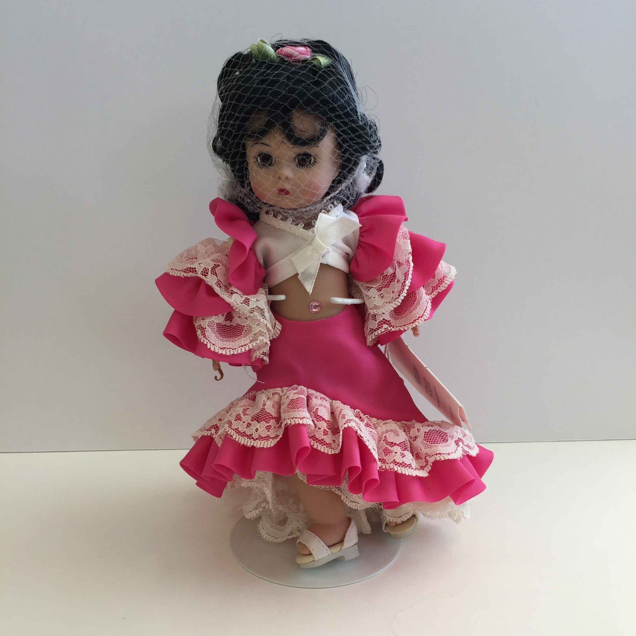 Mint in box 2004 Madame Alexander collectible 8 inch CUBA doll