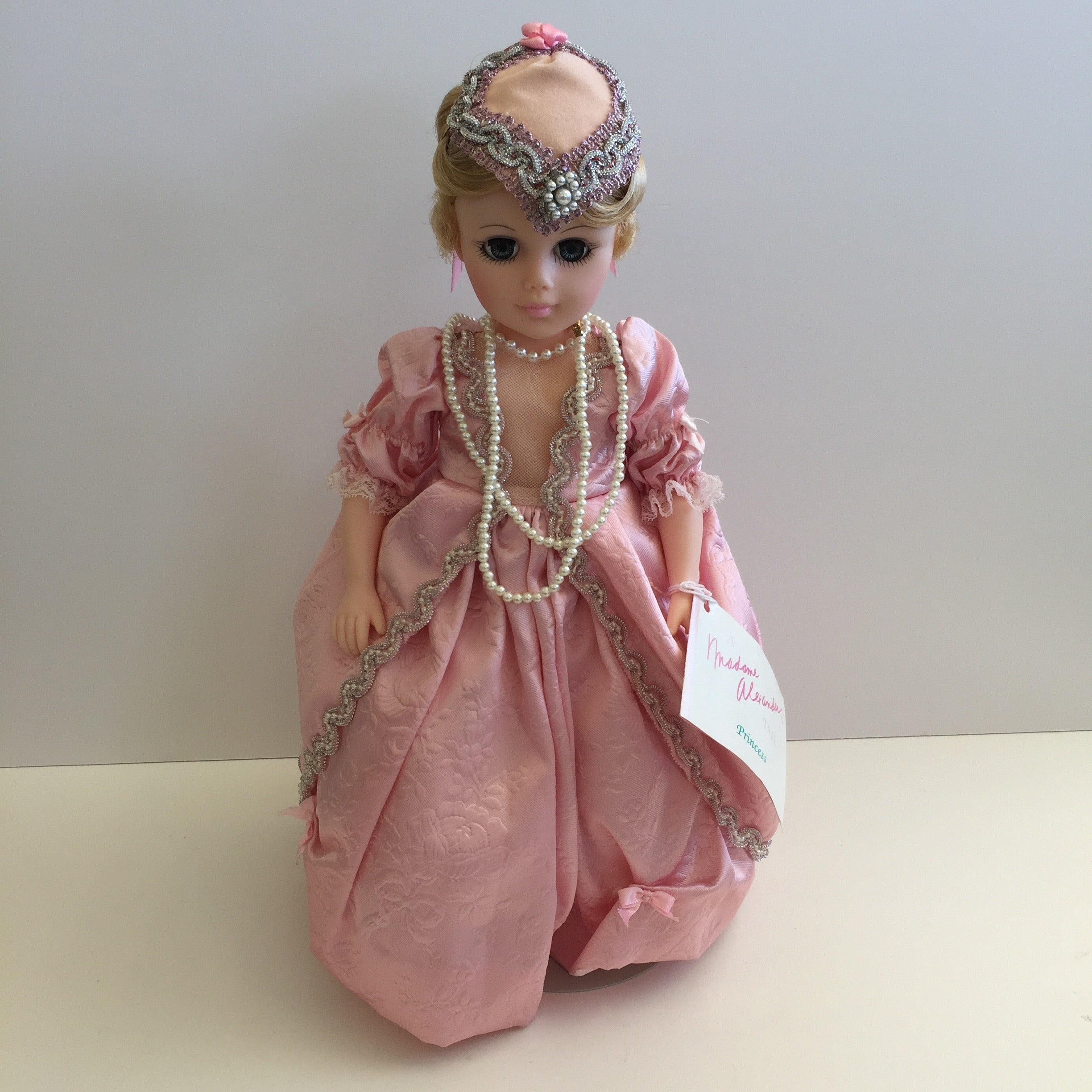 Mint in box 1990 Madame Alexander PRINCESS Collectible Doll