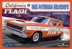 1:25 CALIFORNIA FLASH 1965 PLYMOUTH BELVEDERE
