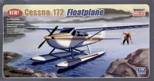 1:48 Cessna 172 w/Pontoon