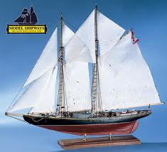 BLUENOSE CANADIAN FISHING SCHOONER