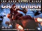 1:18 THE DARK KNIGHT RISES CATWOMAN W/BAT-POD