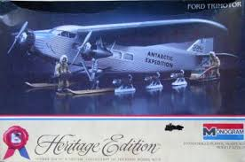 1:77 FORD TRIMOTOR HERITAGE EDITION (OPEN BOX)