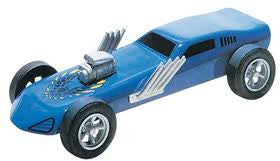 TURBO FUNNY CAR DELUXE