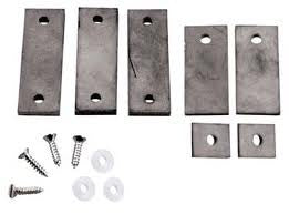 TUNGSTEN INCREMENTAL PLATE WEIGHTS 2OZ