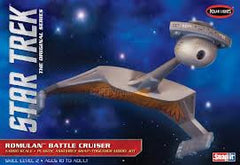 1:1000 STAR TREK ROMULAN BATTLE CRUISER (SNAP)
