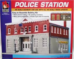 WOODLAWN POLICE STATION KIT