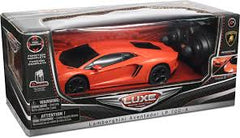 1:18 LAMBORGHINI AVENTADOR COUPÉ (RED 27MHZ/ BLACK 49 MHZ)
