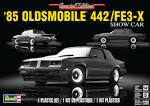 1:25 '85 OLDSMOBILE 442/FE3-X SHOW CAR