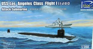 1:350 USS LOS ANGELES CLASS FLIGHT I