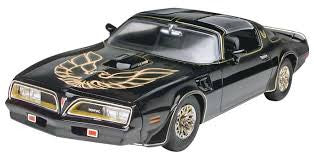 1:25 SMOKEY & THE BANDIT '77 PONTIAC FIREBIRD