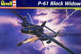 1:48 P-61 BLACK WIDOW
