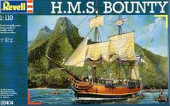1:110 H.M.S. BOUNTY (OPEN BOX)