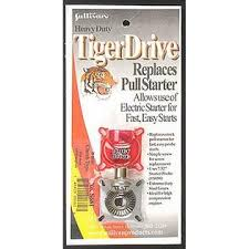 TIGER DRIVE 8 MM CLUTCH TYPE (FITS MOST OS ENGINES)