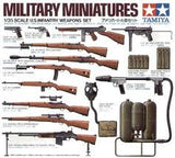1:35 US INFANTRY WEAPONS SET