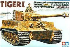 1:32 GERMAN HEAVY TIGER I