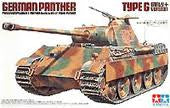 1:35 GERMAN PANTHER TYPE G EARLY VERSION