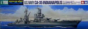 1:700 US NAVY INDIANAPOLIS