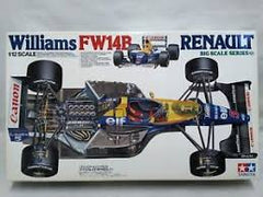 1:12 WILLIAMS FW14B RENAULT
