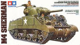 1:35 U.S. MEDIUM TANK M4 SHERMAN