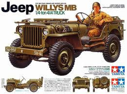 1:35 WILLYS MB