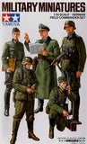 1:35 GERMAN FIELD COMMANDER SET (ICM)