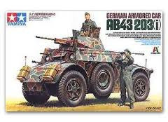 1:35 GERMAN ARMORED CAR