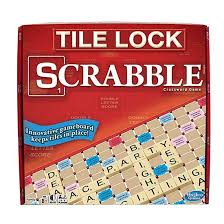 SCRABBLE: TILE LOCK